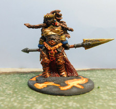 1x Well-Painted Reaper Bones Dark Heaven Vanja Fire Giant Queen D&D 77100 - $140.25