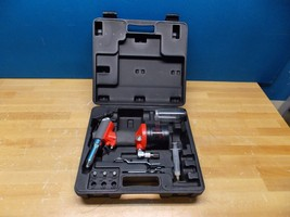 "Jupiter Pneumatics Riveting Tool Kit 3/16"" Max. Capacity 4 CFM Model #JP... - $326.70"