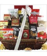 Snack Attack Extra Large Thank You Basket Great Arrivals SNX_TY - $146.99