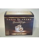 Caffe de Aroma Jamaican Me Crazy flavored 12 Single Serve K-Cups OK for 2.0 - $10.45