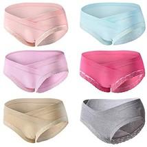 Mommy Jennie Women Under Bump Cotton Maternity-Underwear, Healthy Matern... - $18.85