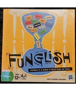 FUNGLISH Board Game [New] Classic Hasbro - $39.99