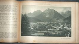 Antique Book 1934 Italy Spa Guide Part II Alpine Resorts Piemonte Photo Maps image 10
