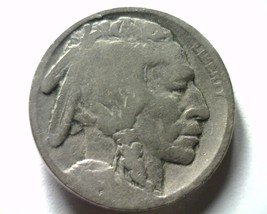 1915-S BUFFALO NICKEL ABOUT GOOD / GOOD AG/G NICE ORIGINAL COIN FROM BOB... - $39.00