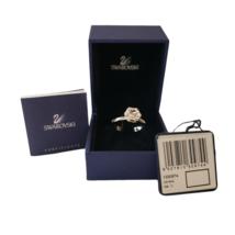Swarovski Ring Crystal Harlequin 1030974 Size 53 / 6.5 Presentation Box ... - $99.97