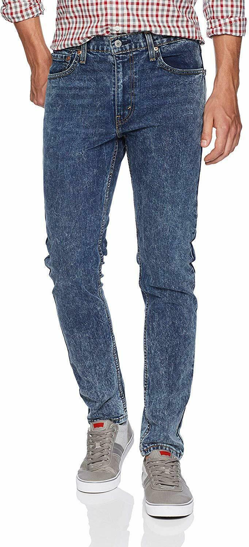 Levi's Strauss 512 Slim Taper Fit Men's Stretch Jeans