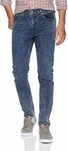 Levi's Strauss 512 Slim Taper Fit Men's Stretch Jeans image 1