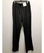 Calvin Klein Women's Jersey Pant, Black, Medium - $29.69