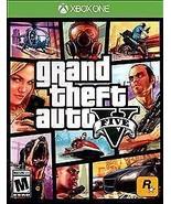 *BRAND NEW* Grand Theft Auto V  GTA V / GTA 5 W/ GTA Online XBOX ONE*SEA... - $29.55