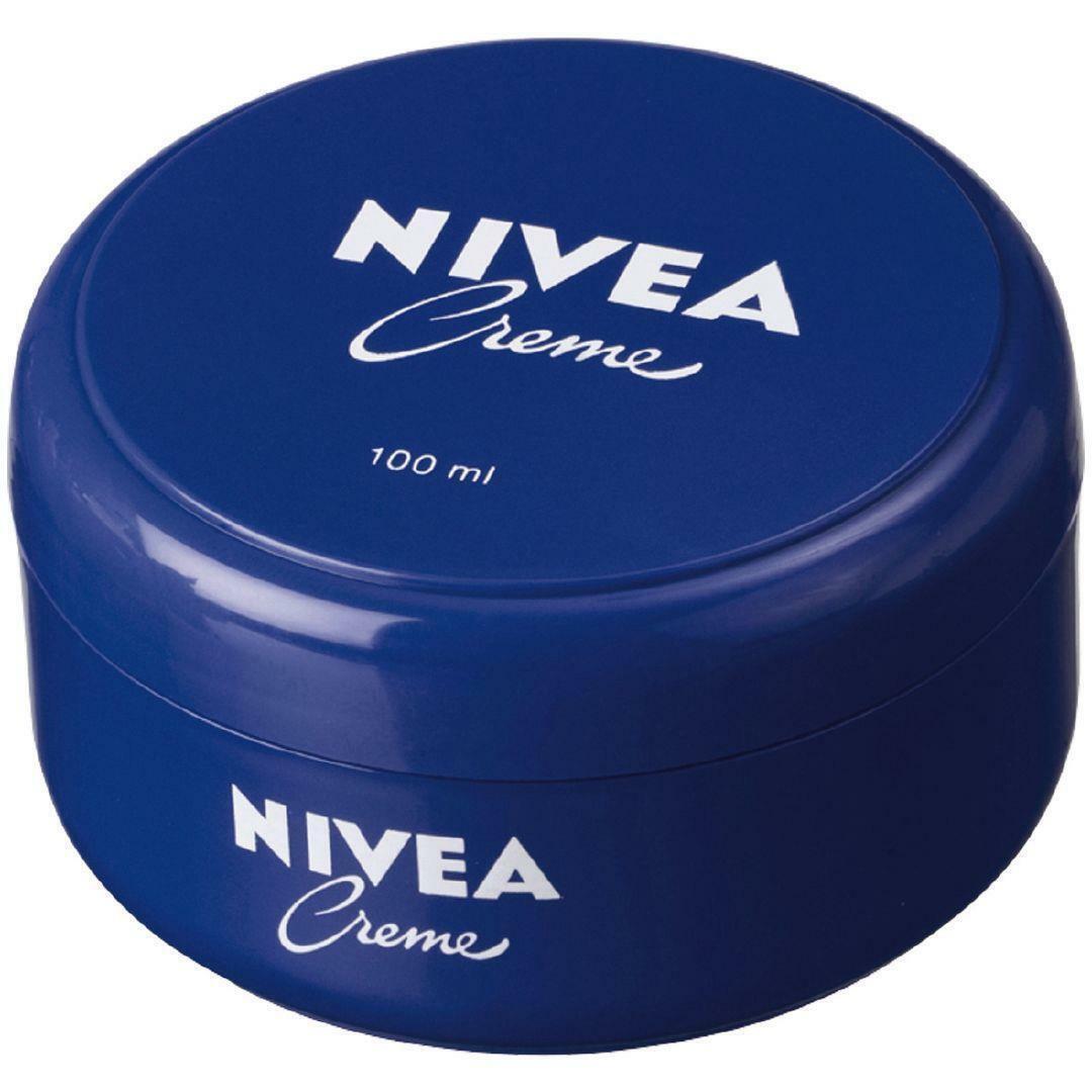 100 ml X2 Nivea cream NIVEA CREME for Face,Body & Hands Moisturizer for Dry Skin