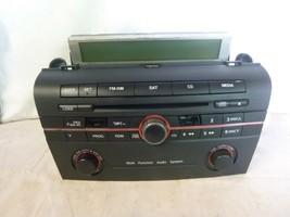 06 07 08 09 Mazda 3 Radio Single Cd  Player BR9E66AR0 CEL02 - $29.70