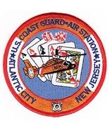 USCG CGAS Atlantic City, New Jersey Patch - $11.87