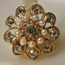 "Vintage Jewelry: 1"" Bluette Shoe Clip Made in France 170707 - $9.89"