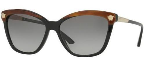 4f9506734ec5d Versace MOD. 4313 5180 11 Havana Black Frame and 50 similar items