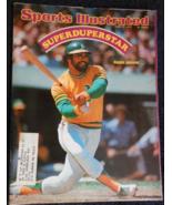 (2)Sports Illustrated -Reggie Jackson-Jun 17, 1974 & Oct 6, 1975 - '4 In... - $9.95