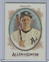 GARY SANCHEZ 2017 Topps Allen and Ginter Hot Box Foil #15   (C3052) - $3.15