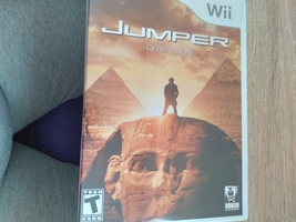 Nintendo Wii Jumper: Griffin's Story ~ COMPLETE image 1