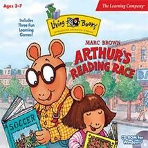 Arthur's Reading Race - $17.99