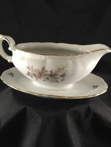 Winterling (Empress Maria Theresia - Gold) gravy Boat - $44.55