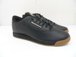 Reebok Women's Princess Casual Athletic Shoes BS8457 Black/Gum Size 10M - $56.99