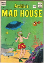 Archie's Madhouse Comic Book #28 Archie Comics 1963 VERY GOOD- - $18.30