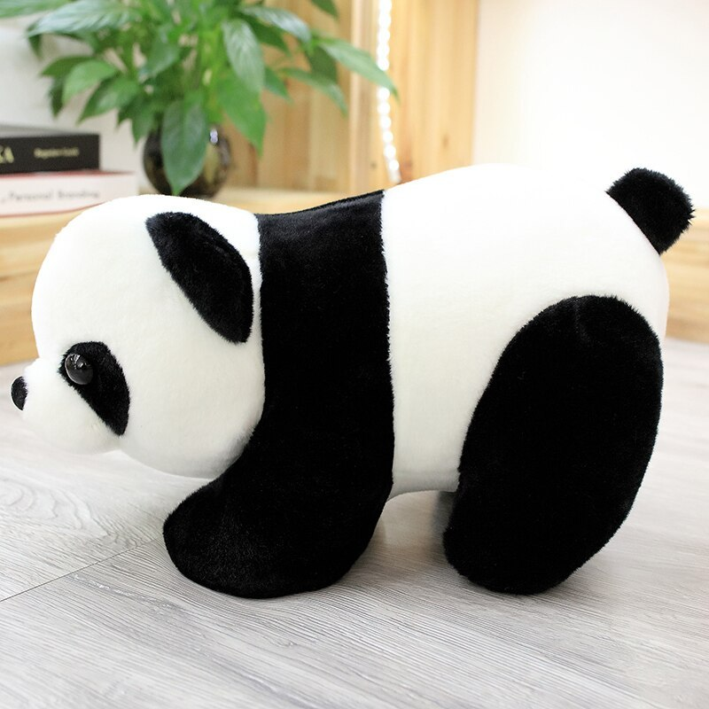 """Panda doll plush toy cuddle giant doll simulation doll Cuddle Pillow girl""""s Day  image 5"""
