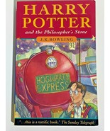 JK Rowling Harry Potter and the Philosopher's Stone TRUE FIRST EDITION (1st/3rd) - $419.82