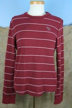 Abercrombie & Fitch Boy's Long Sleeve Striped Shirt Size S - $16.82