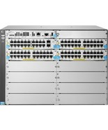 HPE 5406R zl2 Switch - Manageable - 3 Layer Supported - Modular - 4U High - $2,149.99