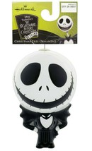 Hallmark Nightmare Before Christmas Jack Skellington Tuxedo Decoupage Ornament image 1