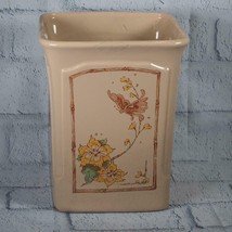 Vintage Royal Haeger Large Pottery Planter Vase Mid Century Floral Design - $24.74