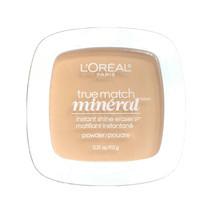 L'oreal True Match Mineral Gentle Mineral Powder, BUFF BEIGE 0.31 oz. - $6.99