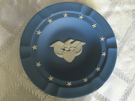 Wedgwood decorative plate ash tray eagle - $30.00