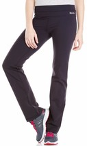 Bench Womens Black New Marcy Athletic Yoga Fitness Active Pants BLNA1190 NWT