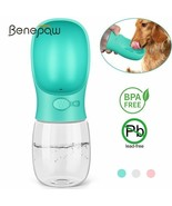 Water Bottle 3 Colors Leak-proof Portable Water Drinking Outdoor Pet Tra... - $33.62+