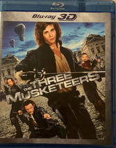 The Three Musketeers (Blu-ray + 3D)