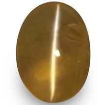 IGI Certified MADAGASCAR Chrysoberyl Cat's Eye 3.34 Cts Natural Untreate... - $1,837.00