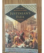Justinian's Flea by William Rosen - very good condition with FREE SHIPPING - $15.00