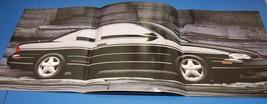 1995 Chevrolet Monte Carlo Sales Brochure ~ Chevy  - $11.40