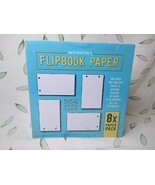 Andymation's Flipbook Paper Kit - $17.00