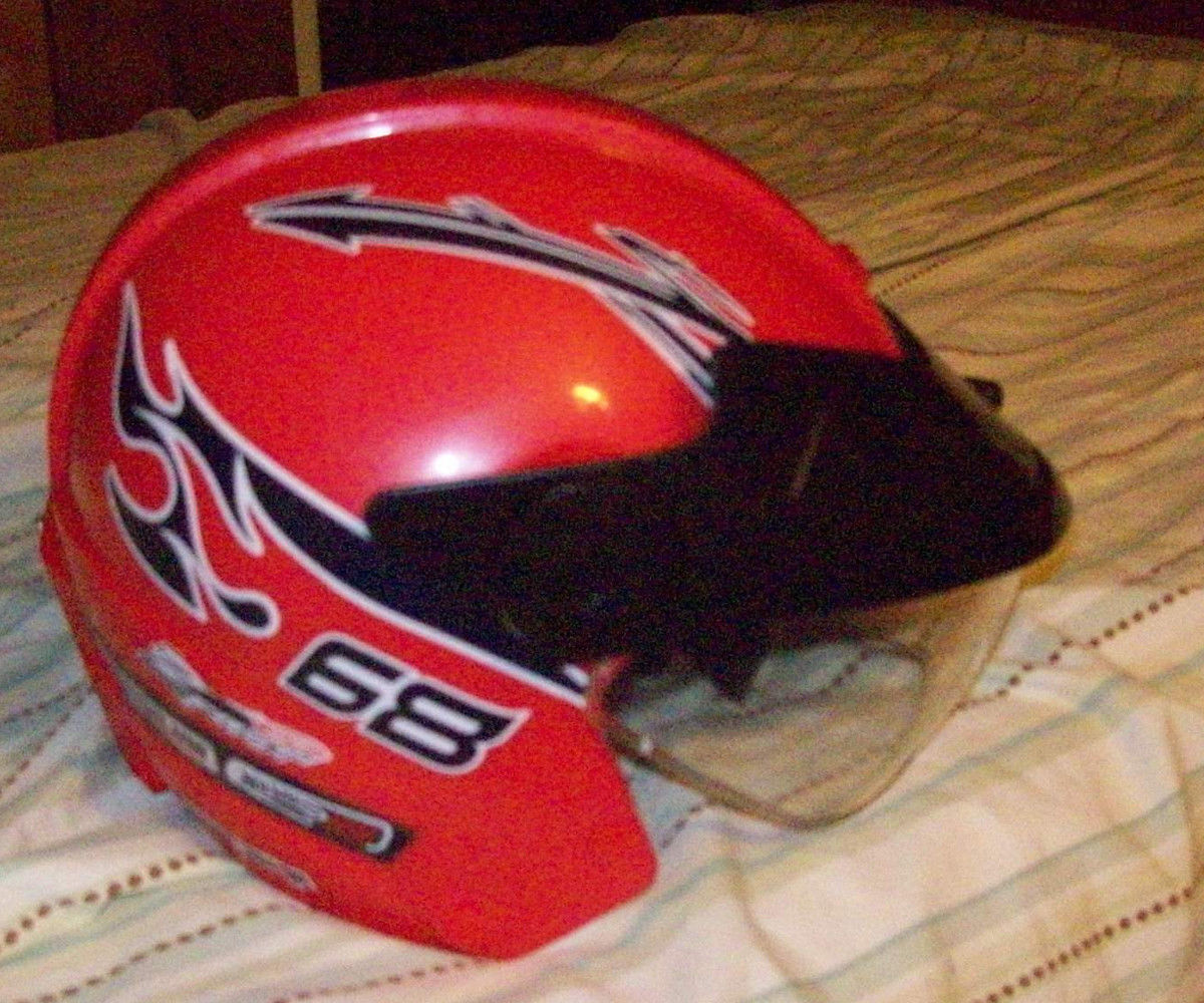 Mattel Hot Wheels Racing Helmet with Sounds