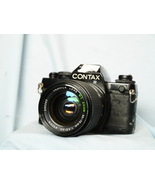 Contax 139 Quartz Professional 35mm SLR Camera + 35-70mm Yashica Lens -T... - $80.00