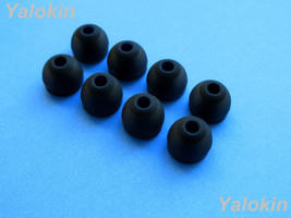 8pcs Large (BK) Replacement Ear Tips Adapters for Jaybird X3 Wireless Headphones - $11.85