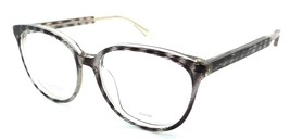 Jimmy Choo Rx Eyeglasses Frames JC 142/F LXA 53-16-140 Glitter Brown Asian Fit - $78.79