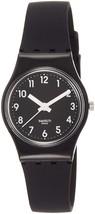 Swatch Originals Lady Black Single Analog Quartz Lb170e Women's Watch - $63.00