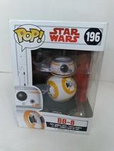 Funko POP! Star Wars: Episode VIII - The Last Jedi BB-8 (Vaulted) - $13.37