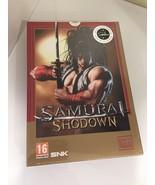 Samurai Shodown Collector's Edition SIGNED Yumi Saji XBOX ONE EU Limited... - $599.99