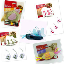 Cat Toys Many Styles and Types Petlinks Pets Kitten to Adult Catnip Plus... - $7.91+