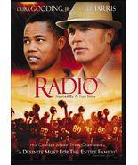 Radio (2003) Widescreen DVD - $5.99