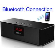Boytone BT-87CR Portable FM Radio Alarm Clock, Wireless Bluetooth 4.1 Sp... - €35,19 EUR